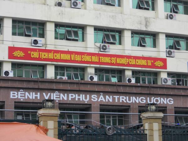 Vá trinh ở đâu Hà Nội - Bệnh viện Phụ sản Trung ương