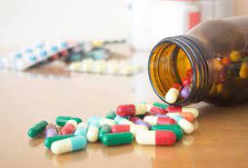 Sử dụng thuốc kháng sinh thời gian dài