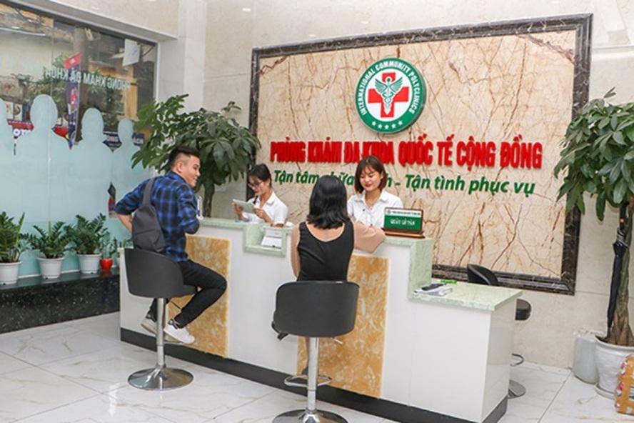 Vá màng trinh ở đâu an toàn - Phòng khám Đa khoa Quốc tế Cộng Đồng