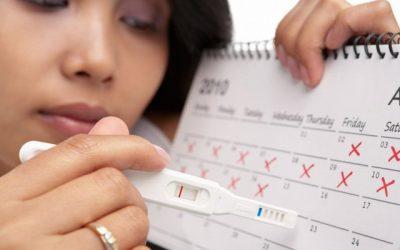 Rối loạn kinh nguyệt 1 tháng có 2 lần có sao không và nên làm gì?